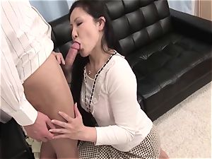 My boss pound muddy wife - Part 1
