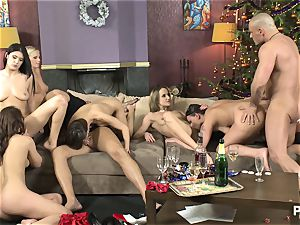 The lovemaking Game before Christmas episode three