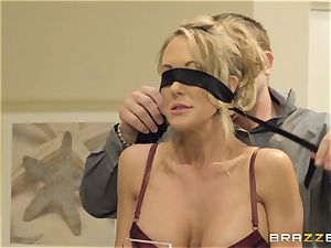 The spouse of Brandi love lets her pulverize a different stud