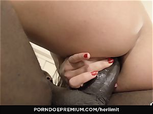 HER restrain - rough fuck festival with brunette assfuck lover