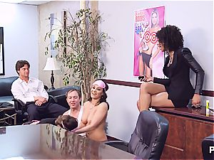 Getting kinky in the office part two