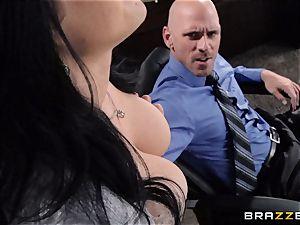 assistant Jayden Jaymes romps on the bosses desk
