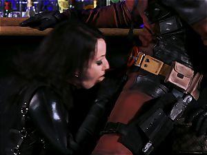 Deadpool hard-core An Axel Braun Parody gig 2