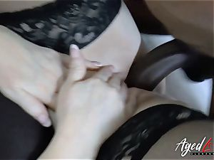 AgedLovE Lacey Starr multiracial hardcore hump