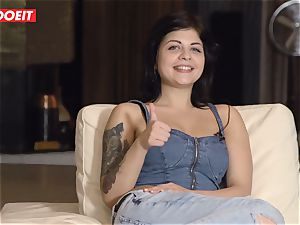 LETSDOEIT - warm Russian babe Has The pound of Her Life