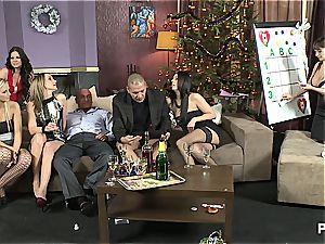 The hump Game before Christmas gig 1