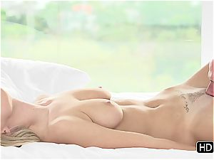 Natalia Starr having romantic fucky-fucky with Johnny Sins