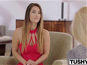 TUSHY Eva Lovia assfuck flick part four