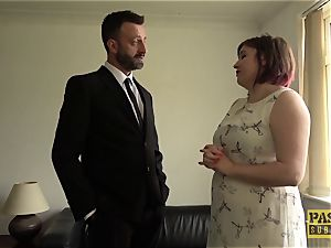 Laura is a round honey who loves to be fucked toughly