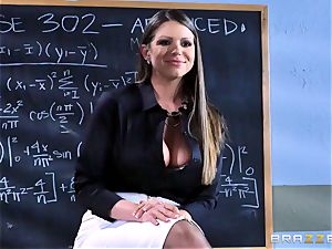 Brooklyn chase nails her students parents