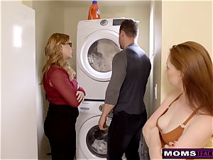 mummy Helps daughter-in-law teach Step brother A Lesson S9:E9