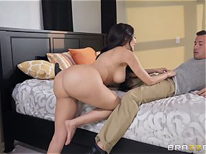 Lela star and Britney Amber threeway