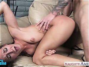 sweetheart Cassidy Klein boinked in her smallish fuck hole