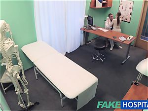 FakeHospital physician gets beautiful patients beaver humid