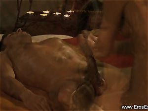 personal prostate check-up and rubdown