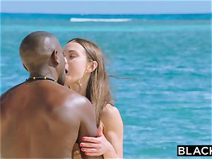BLACKED molten wife Cheats With bbc on Vacation