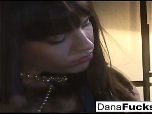 Dana DeArmond's lezzie fun with dominatrix Arcadia