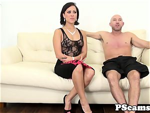 Livechat undergarments stunner Mia Austin doggystyled