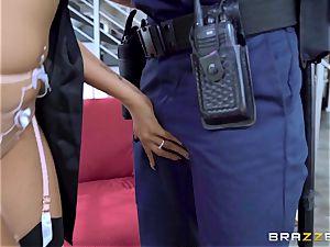 Romi Rain unusual fantasy getting boinked by the policeman
