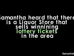 Samantha Saints day to day in Milwaukee