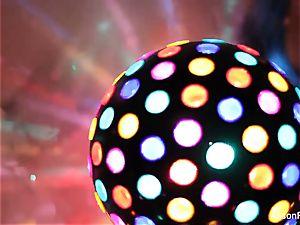stellar ginormous jugged disco ball stunner
