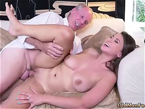 daddy and mom elderly man xxx Ivy impresses with her phat titties and bootie